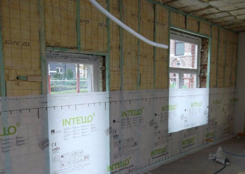green team isolation des murs par l 39 interieur. Black Bedroom Furniture Sets. Home Design Ideas